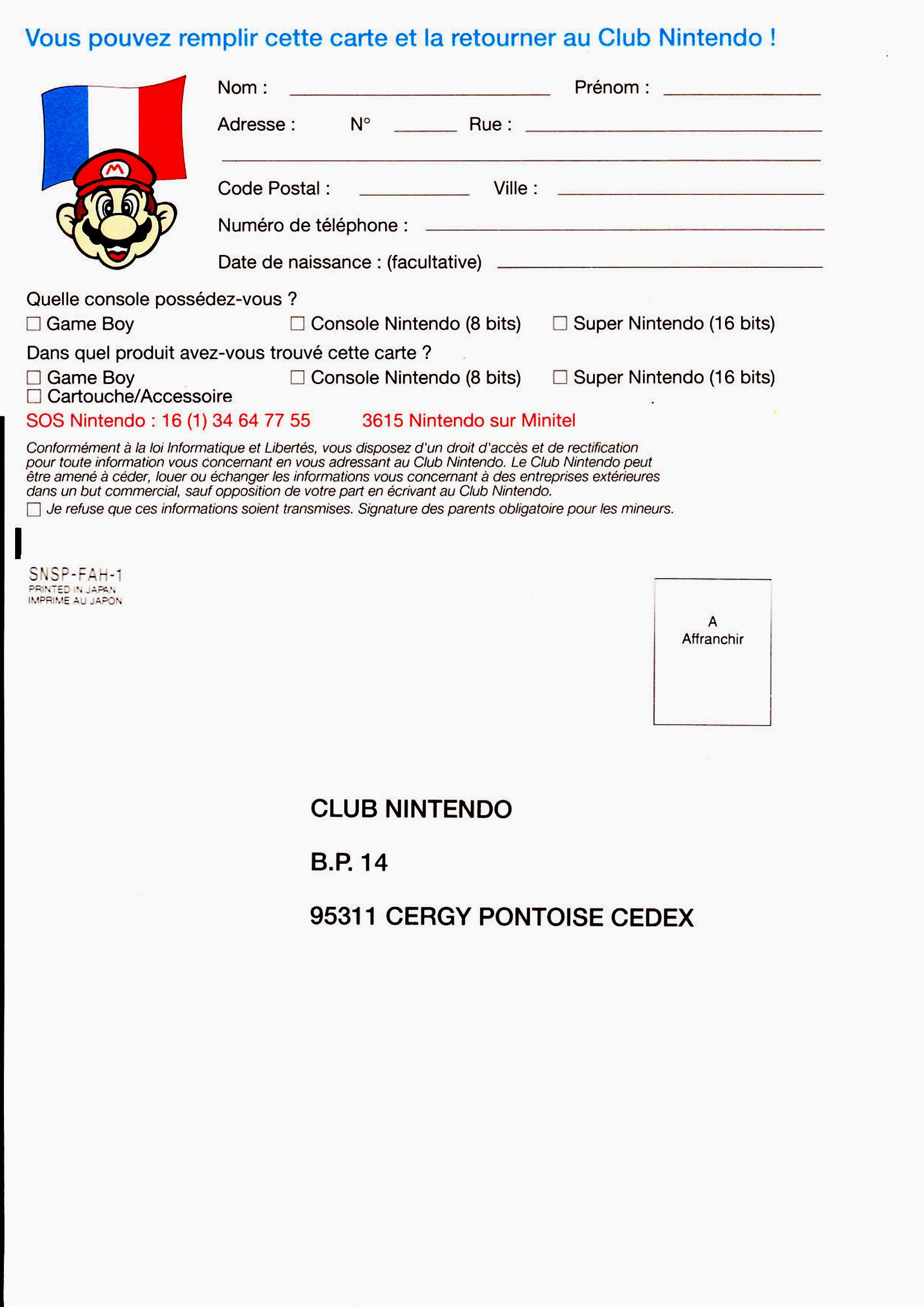 Nintendo pdf club magazine